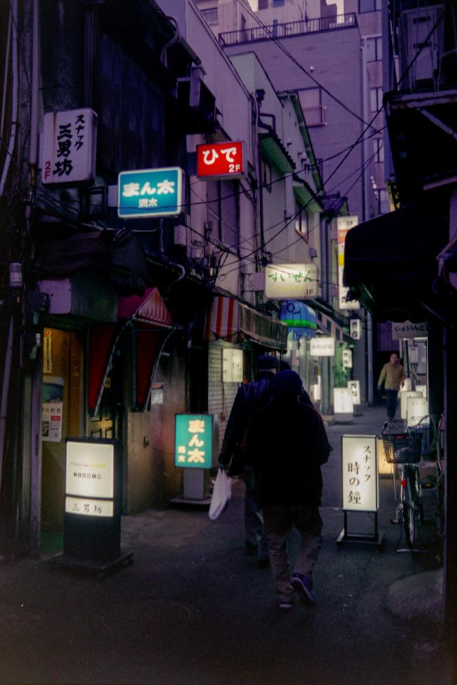 上野をちょっと撮った